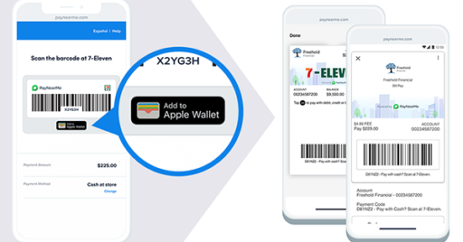 Save to Digital Wallets