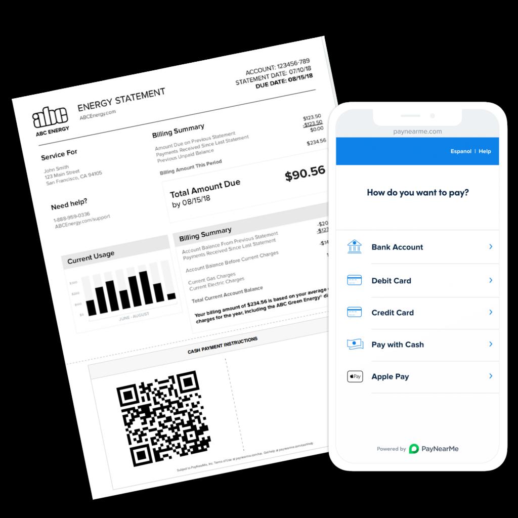qr codes payments