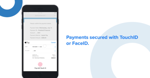 pay by text apple pay