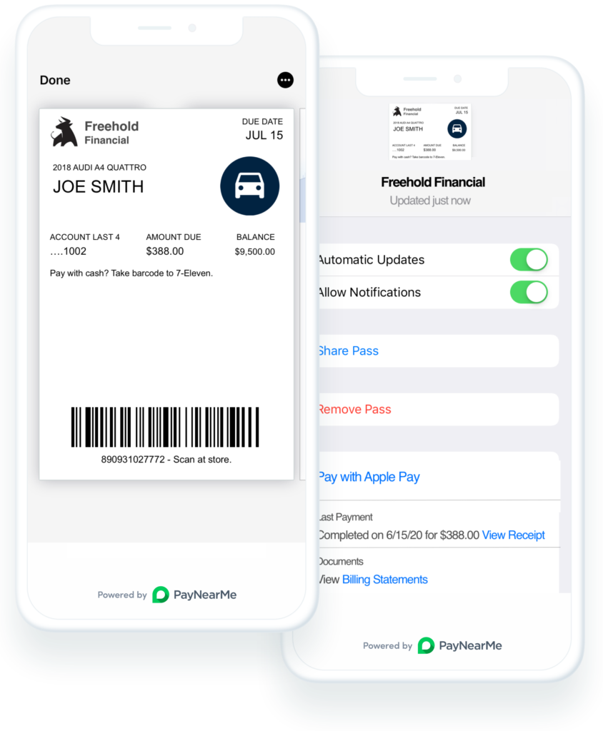 digital wallets ebpp
