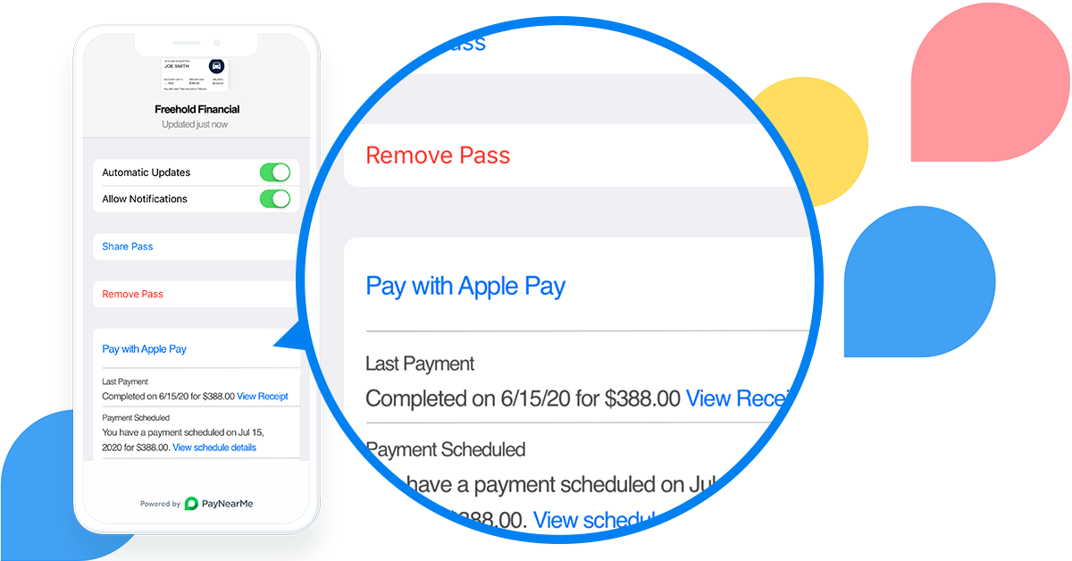 Introducing PayNearMe Smart Link