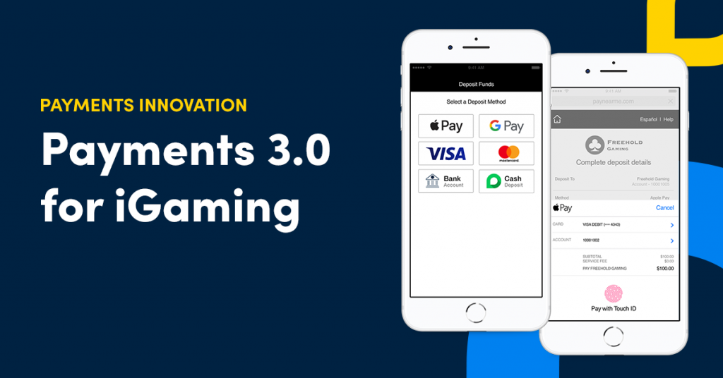 payments 3.0 igaming