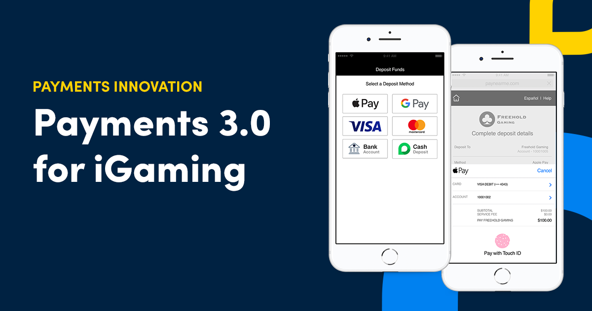Payments 3.0 in iGaming: Creating a Player-Centric Approach