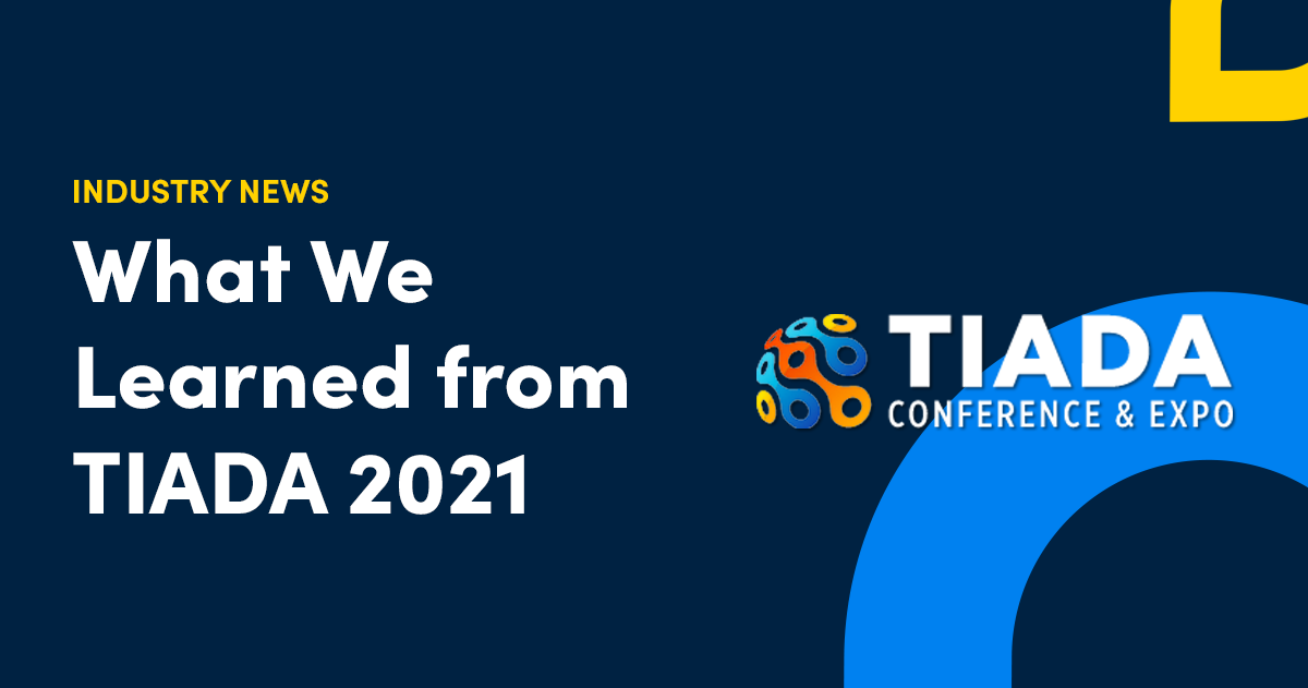What We Learned from TIADA 2021