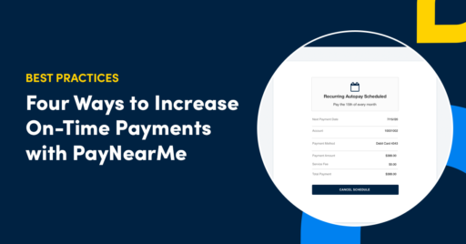 on time payments